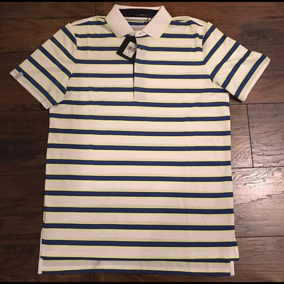 RLX Ralph Lauren Other - RLX Ralph Lauren Medium Golf Polo NWT